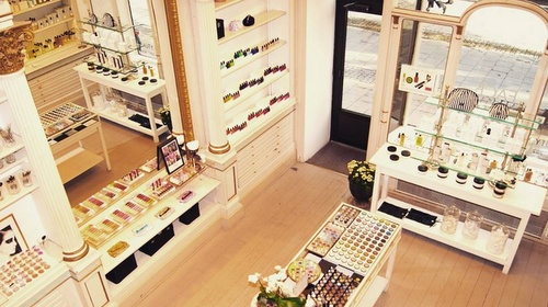 FACE Stockholm kosmetiikkakauppa Tukholma
