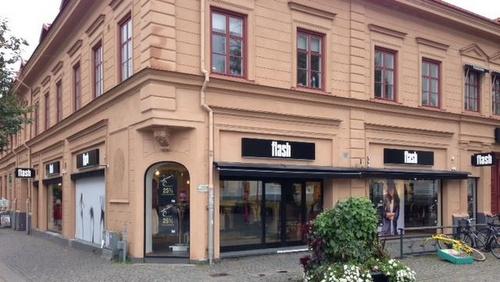 Flash vaatekauppa Tukholma