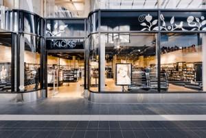 Kicks kosmetiikkakauppa Tukholma