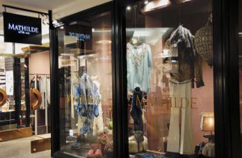 Mathilde et sa vie myymälä Tukholma