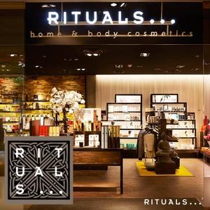 Rituals kosmetiikkakauppa Tukholma