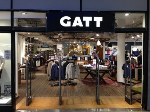 Gatt Globen Shopping vaateliike kauppakeskus Tukholma
