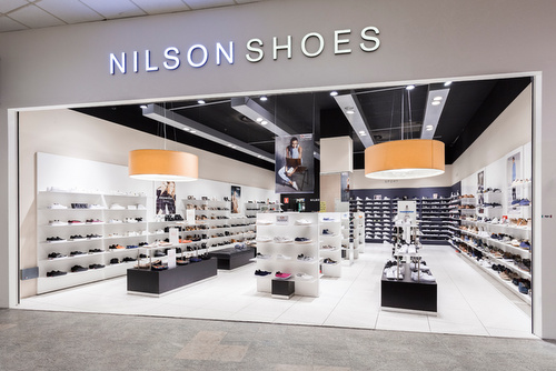 Nilson Shoes kenkäkauppa Ruotsi