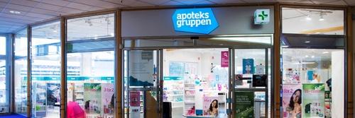 Apoteksgruppen apteekki Saltsjö-Boo Tukholma