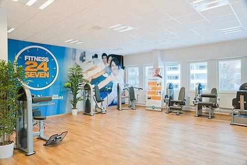Fitness24Seven kuntosali Ruotsi