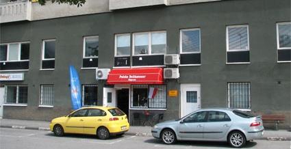 Polska Delikatesser ruokakauppa Tukholma