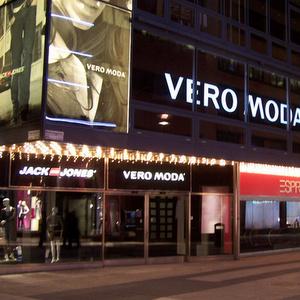 Vero Moda vaatekauppa Tukholma