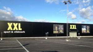 XXL Sport & Vildmark urheiluliikkeet Ruotsi
