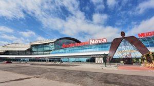 Balkania NOVA ostoskeskus Pietari.