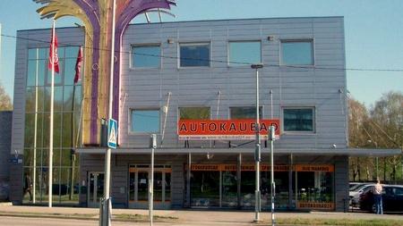 Autokaubad24 autotarvikeliike Tallinna.