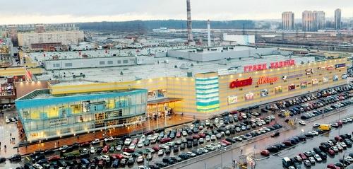 Grand Kanyon kauppakeskus Pietari Venäjä.