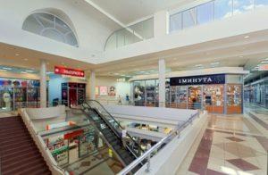 Nevsky ostoskeskus Pietari Venäjä.