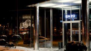 ENZO kahvila-ravintola Tallinna.