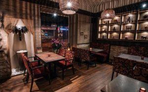 Ginger intialainen-thai ravintola Tallinna.