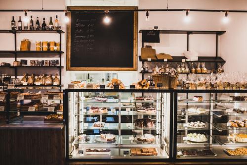 Kalamaja Pagarikoda leipomokahvila Arsenal Keskus Tallinna.