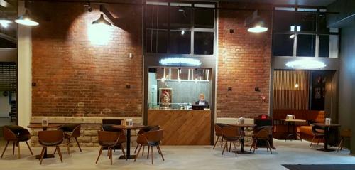 Kebabi Wabrik pikaruokaravintola Arsenal Keskus Tallinna.