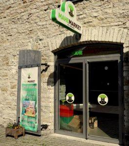 Mahemarket eko- ja luomukauppa Tallinna.