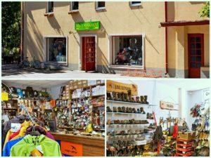 Matkamaailm retkeilykauppa Jaama 12 Tallinna.