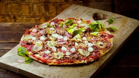 Pizzapro pizza ateria Tallinna.