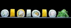SushiArt ateria Tallinna.