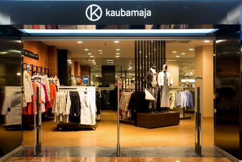Kaubamaja Naistemaailm vaatemyymälä Viru Keskus Tallinna.