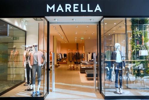 Marella vaatekauppa Viru Keskus Tallinna.