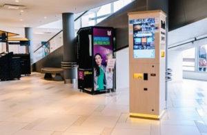Boft valokuva-tulostusautomaatti Ülemiste Keskus Tallinna.