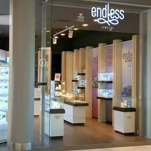 Endless Jewelry Ülemiste Keskus Tallinna.