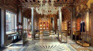 Dolce & Gabbana store in Venice, Italy.