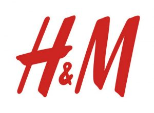 H&M store in Venice, Italy.