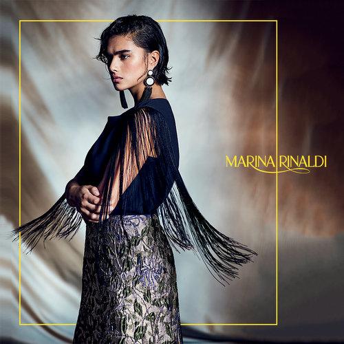 Marina Rinaldi womenswear, available in Venice, Italy.