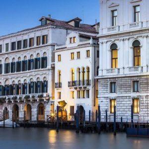 Palazzina Grassi Hotel in Venice, Italy.