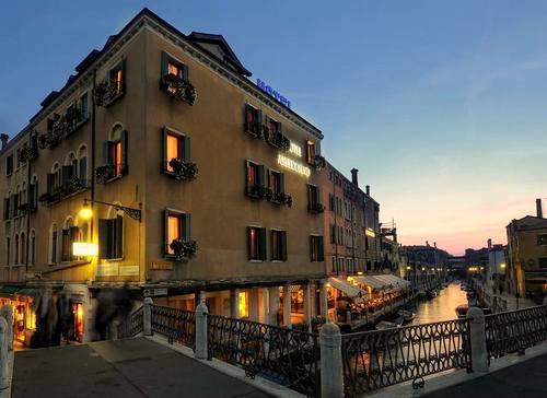 Hotel Arlecchino Venezia in Venice, Italy.