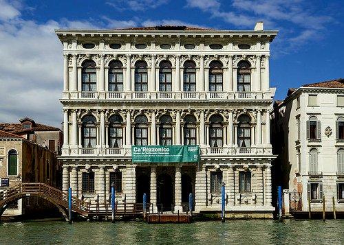 Ca' Rezzonico Venetsia