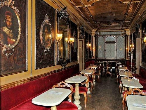 Caffe Florian: Sala degli Uomini Illustri