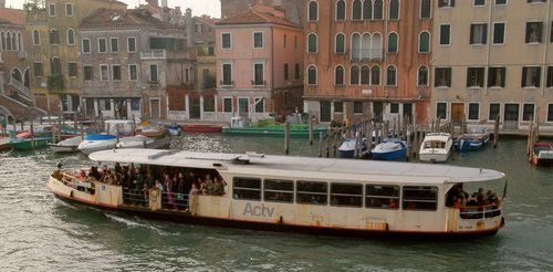 Venetsian vesibussi