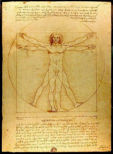 Vitruviuksen mies