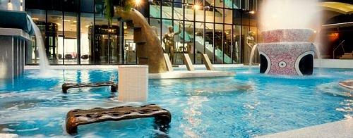 Aqua Spa Kylpyläosasto Tallink SPA & Conference Hotel
