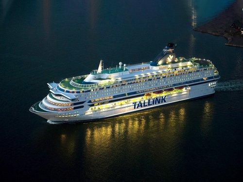 Helsinki Tallinna Laiva