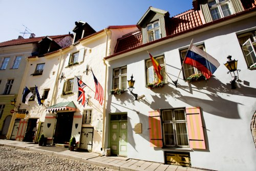 Hotel Schlössle Tallinna