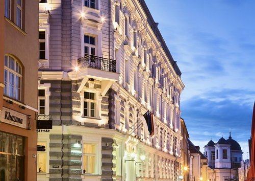 Hotel Telegraaf Tallinna