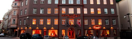 Savoy Boutique Hotel Tallinna