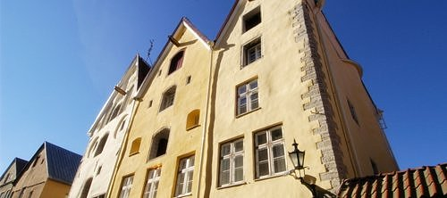 Three Sisters Hotel Tallinna