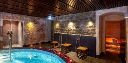Zen Spa von Stackelberg hotelli Tallinna