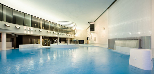 Aqua & Sauna Center Meriton Grand Conference & Spa Hotel