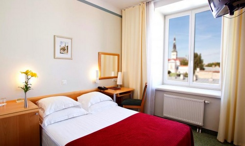 Baltic Hotel Vana Wiru Tallinna huone