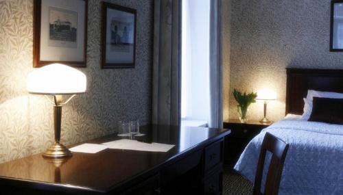 Barons Boutique Hotel Tallinna huone