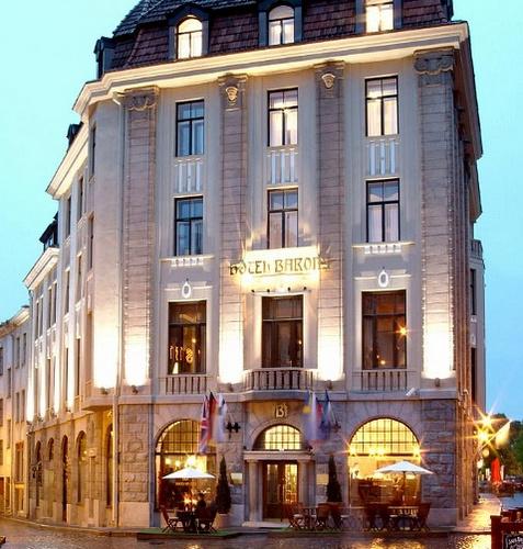 Barons Boutique Hotel Tallinna