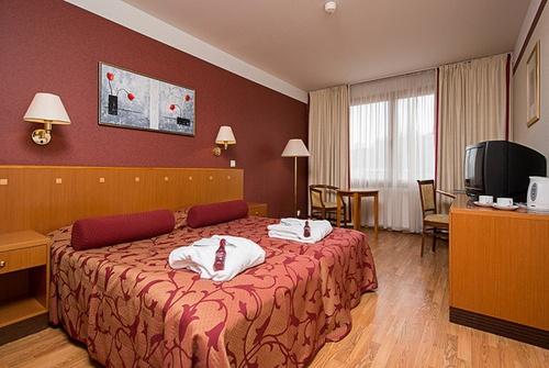 Classic huone Meriton Grand Conference & Spa hotelli Tallinna