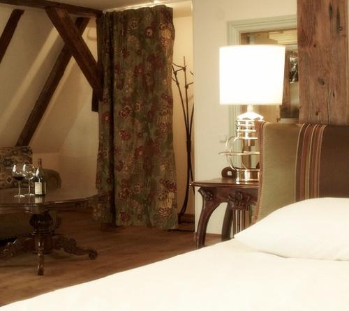 Cru Hotel Tallinna huone